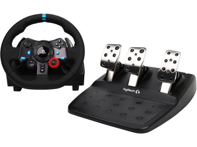 Logitech G29 Driving Force Racing Wheel For PS4 PS3 PC
