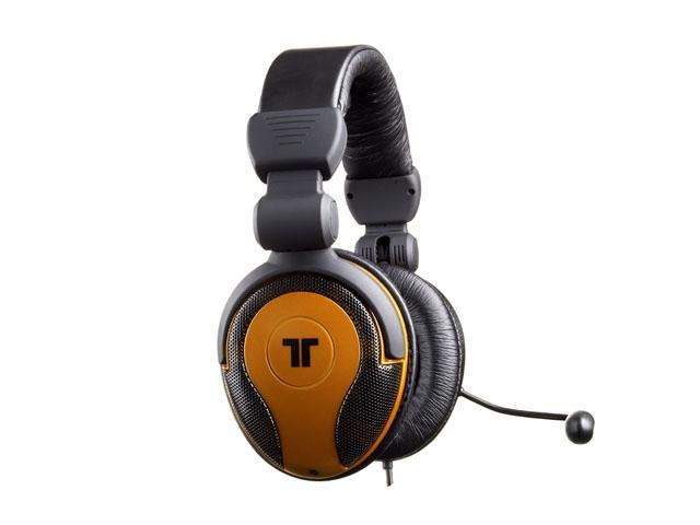TRITTON TRI-UA512 USB Connector Circumaural AXPC True 5.1 PC Gaming Headset