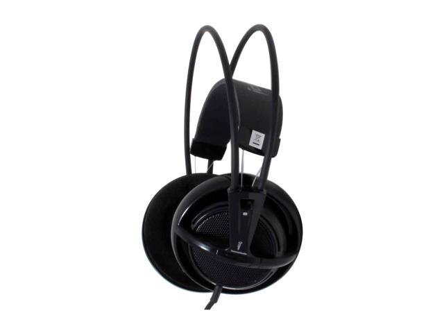 iCEMAT 10066 Circumaural Black Siberia Headset