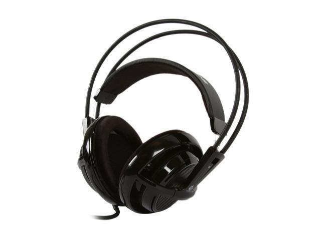 SteelSeries 51005SS Circumaural Siberia Full-Size headset USB (black)