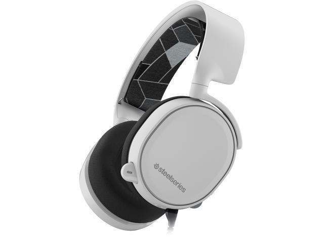 Steelseries Arctis 3 Headset - White