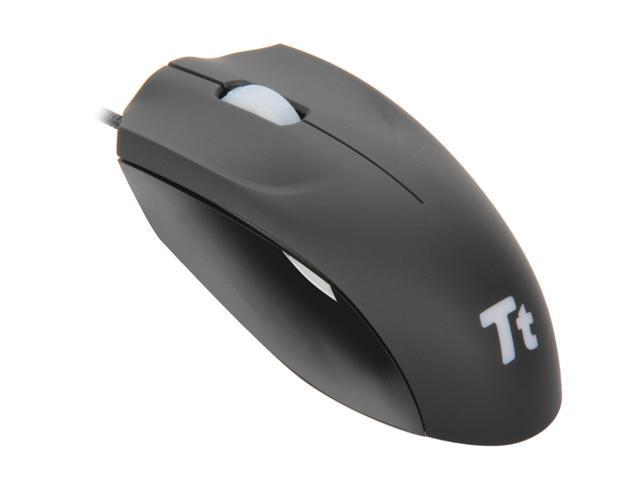 Tt eSPORTS MO-ARS003DTD Black Wired Optical Gaming Mouse