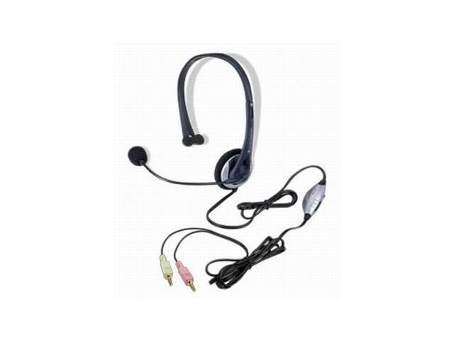 ALTEC LANSING AHS212 Single Ear Monaural Headset