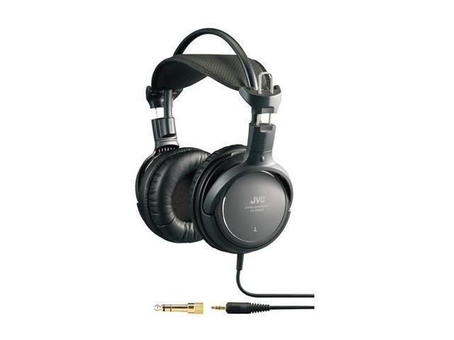 JVC HA-RX900 3.5mm/ 6.3mm Connector Circumaural Full-Size Headphone