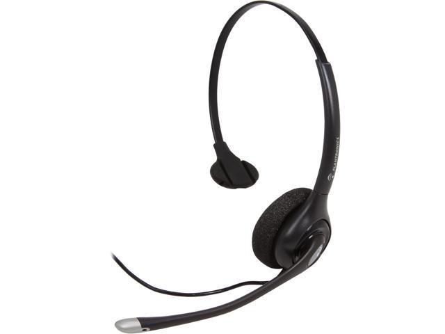 Plantronics SupraPlus Wideband Noise-canceling Monaural Headset (HW251N)