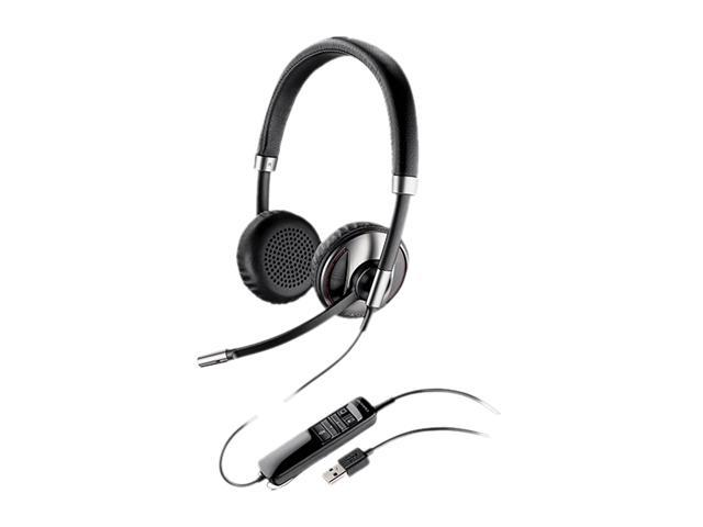 PLANTRONICS Blackwire 700 C720-M(87506-01) USB Connector Supra-aural Over-the-head, Stereo (Microsoft)