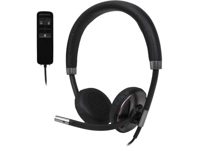 Plantronics C720 Blackwire Over-the-head, Stereo (Standard)