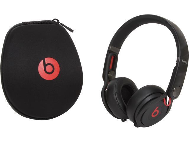 Beats by Dr. Dre Black Mixr On-Ear High Performance Professional Headphone (Black)