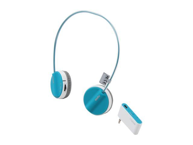 Rapoo H3070 Blue 3.5mm Connector Circumaural Stereo Headset