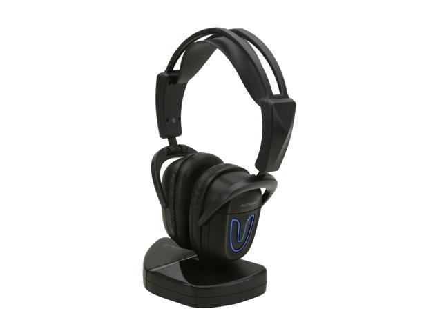 Alteam RFD-975W USB Connector Supra-aural Headphone