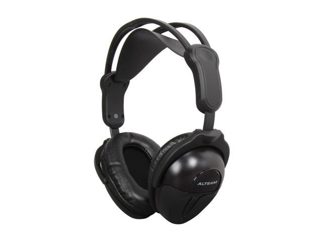 Alteam ANR-771W Supra-aural Headphone with High-Garde Active Noise-Cancelling