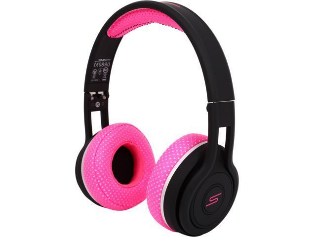 SMS Audio Pink SMS-BTWS-SPRT-PNK SYNC by 50 On Ear Wireless Sport Headphone