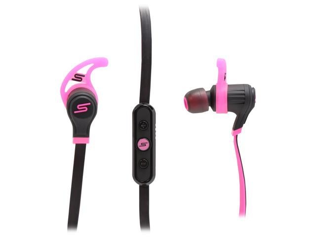 SMS Audio Pink SMS-EBBT-SPRT-PNK Yes Connector SYNC by 50 In-Ear Bluetooth Sport
