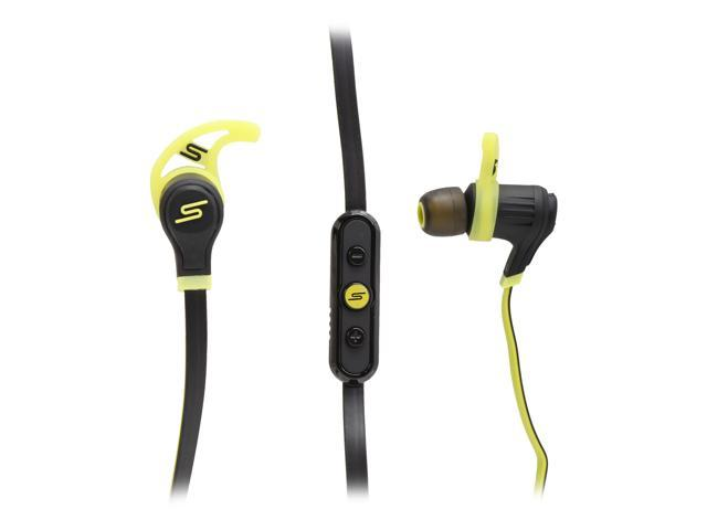 SMS Audio Yellow SMS-EBBT-SPRT-YLW SYNC by 50 In-Ear Bluetooth Sport