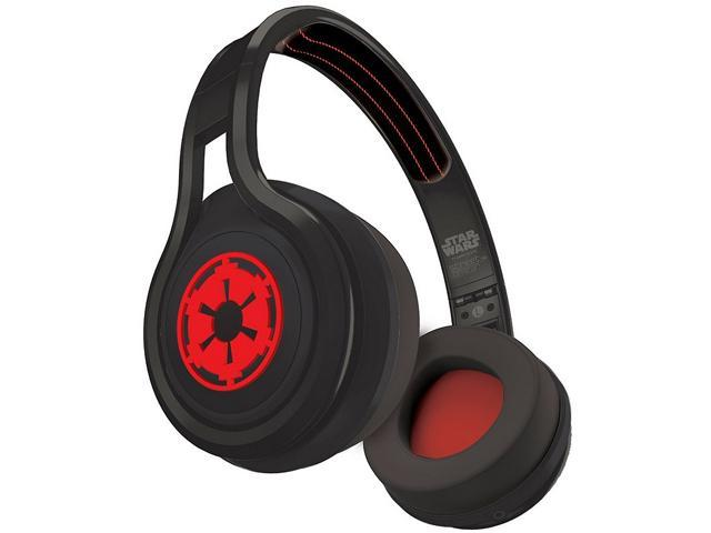 SMS Audio SMS-ONWD-SW-IMPERIAL STREET by 50 First Edition Star Wars On Ear Headphones Galactic Empire