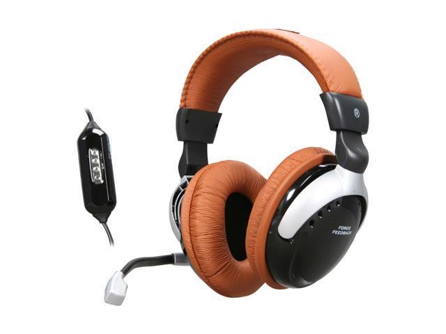 eDimensional AudioFX Pro 5+1 Circumaural Force Feedback Gaming Headset