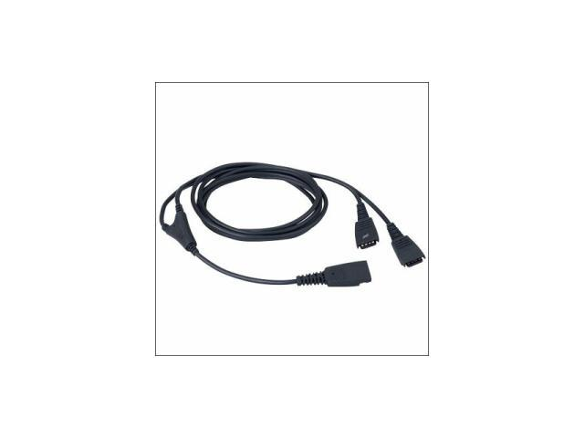 GN NETCOM 27352101 Headset splitter Cable