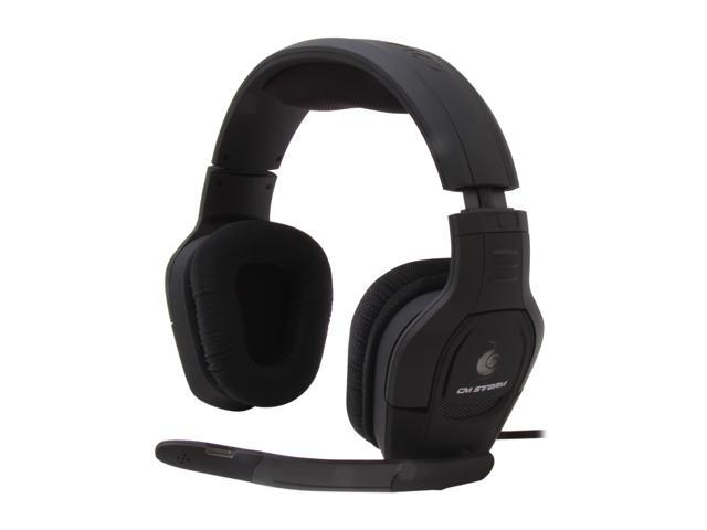 CM Storm Sirus S - True 5.1 Surround Sound Gaming Headset with In-line Remote