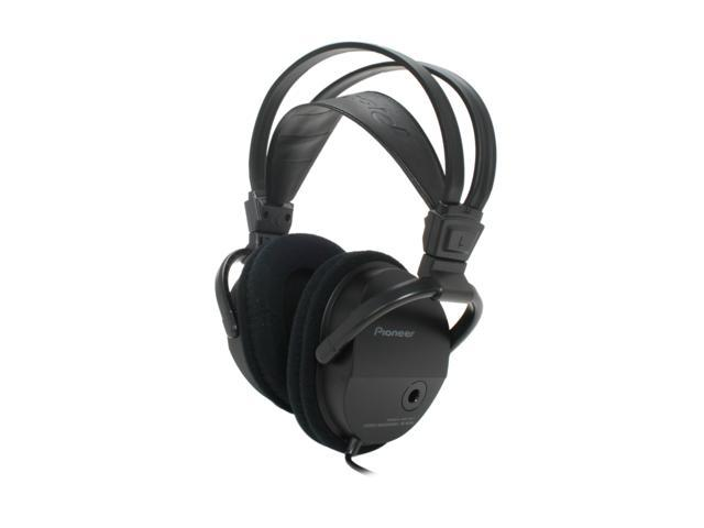 Pioneer SE-M290 3.5mm/ 6.3mm Connector Circumaural Over-Ear Stereo Headphone