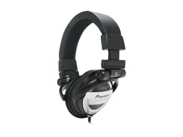 Pioneer SE-MJ5 3.5mm/ 6.3mm Connector Circumaural On-Ear DJ-Inspired Stereo Headphone