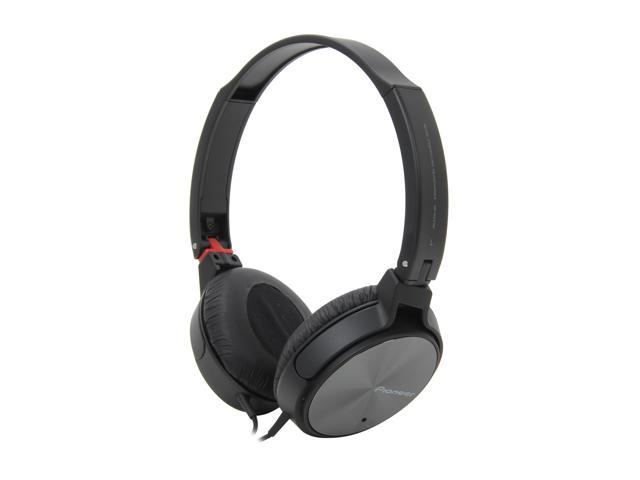 Pioneer SE-NC21M Supra-aural Noise Cancelling On-Ear Headphones