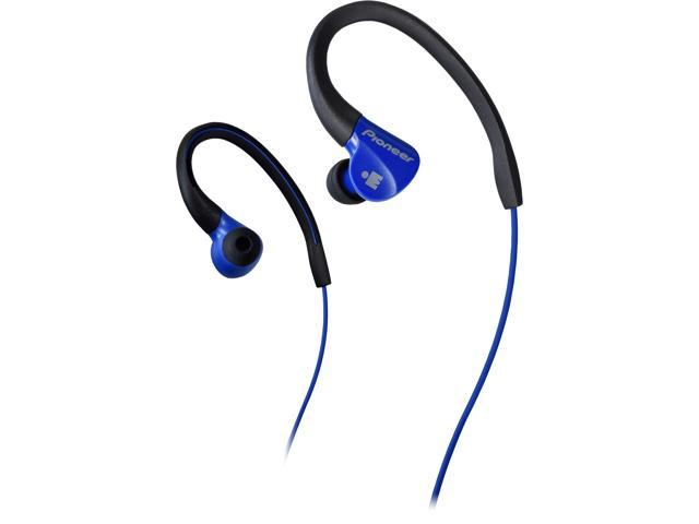Childrens headphones blue - Pioneer IRONMAN SE-E3M Sports - earphones Overview