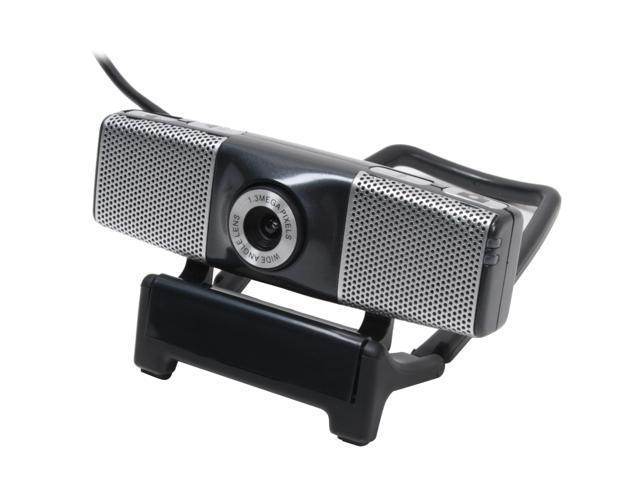 GEAR HEAD WC785SFX 1.3 MP Effective Pixels USB 2.0 Sound FX WebCam