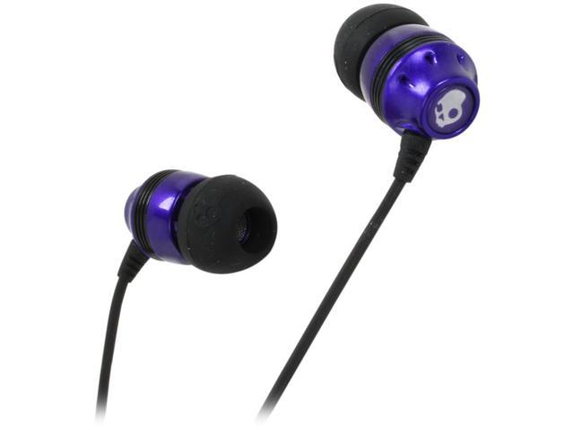 Skullcandy INKD Purple/Blk In Ear Bud S2INCZ-043 R (2011 Model)