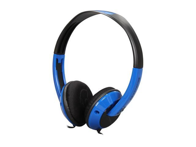 Skullcandy Uprock Blue/Black S5URCZ-101 On-Ear Headphone (Blue/Black) (2011 Model)