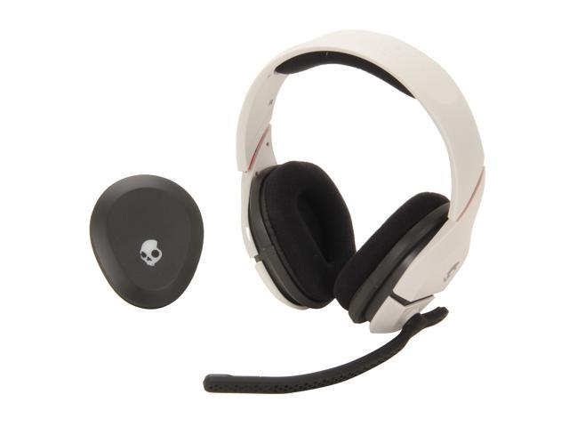 SKULLCANDY PLYR 2 Circumaural Wireless Headset - White