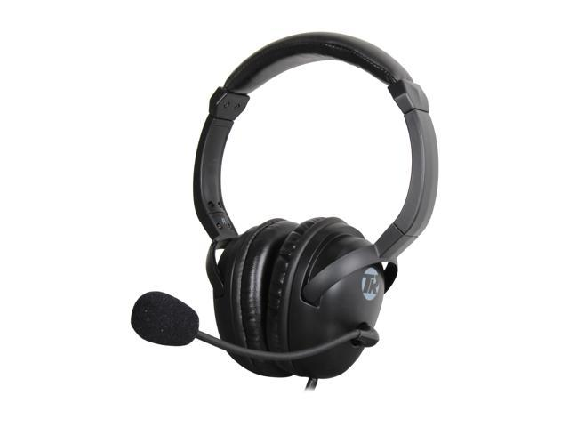 Tek Republic TH Pro Circumaural Dynamic Bass Virtual 7.1 Surround Sound Gaming Headset