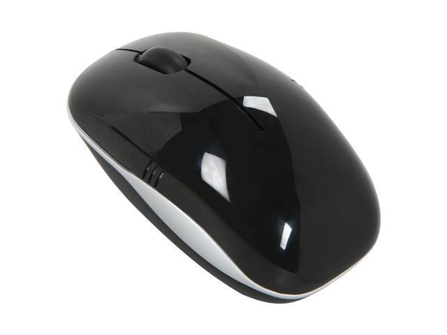 Pixxo MA-W6G5 Black 2.4 GHz Wireless Optical Mouse