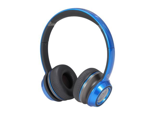 Ncredible N-Tune On-Ear Headphone by Monster - Cobalt Blue