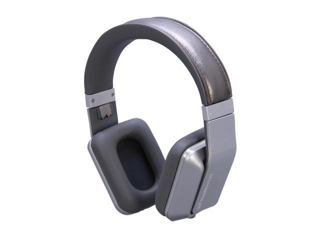Monster Silver Inspiration Over-Ear Active Noise Canceling Headphone