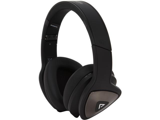 Monster Matte Black MH DNA OE BKMT NI CA WW Over-Ear Headphones-Matte Black-Multilingual