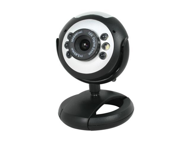 IMC ZB029 2.0 M Effective Pixels Life Cam 10 MP (software enhanced)  USB 2.0 WebCam with Mic