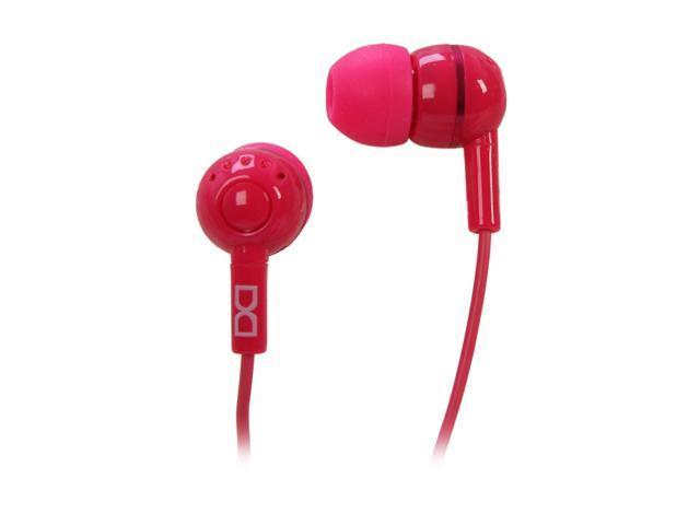 BOOM Pink LDP Canal Leader Headphone