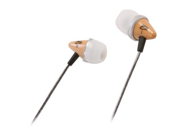 Mee audio CW31 3.5mm Connector In-Ear Wooden Headphone