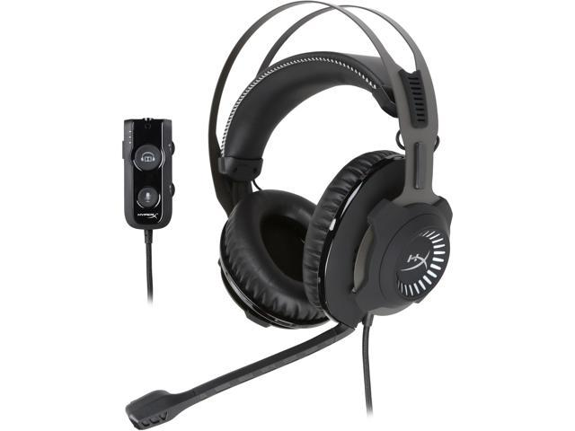 HyperX Cloud Revolver S Gaming Headset with Dolby 7.1 ...