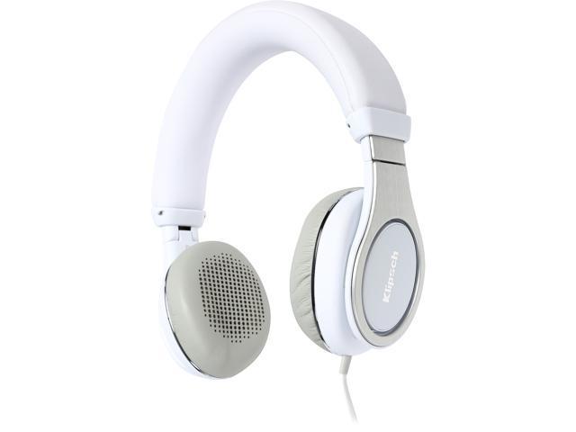 Klipsch Reference On-Ear Premium Headphone, White