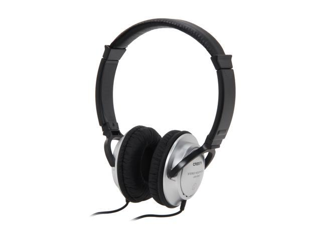 Cresyn LMX-MH41 Circumaural Hi-Fi Stereo Headphone (Black)