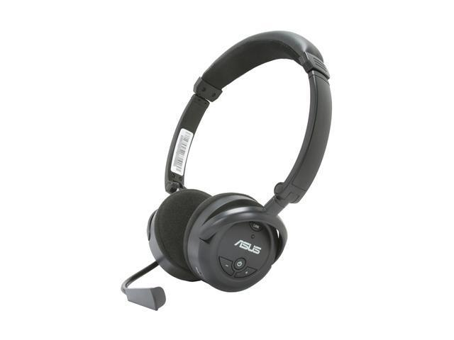 ASUS HS-1000W USB Connector Circumaural Wireless Headset