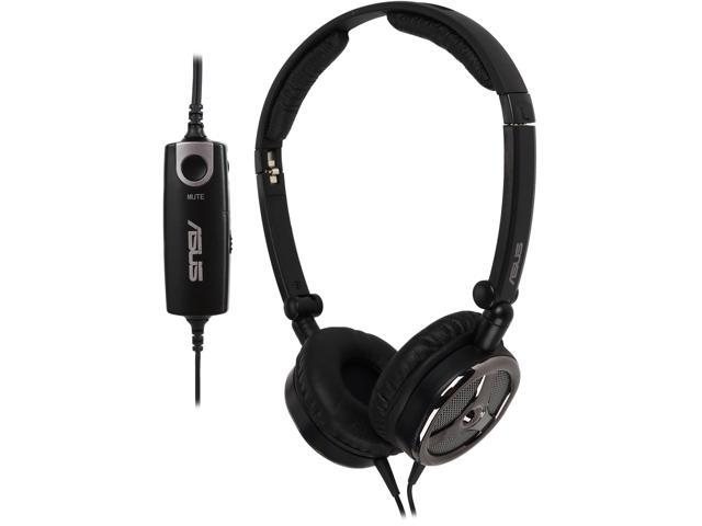 ASUS NC1/BLK/ALW/AS 3.5mm Connector Supra-aural NC1 Active Noise Cancelling Headphones