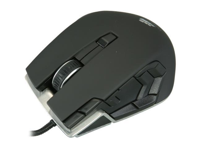 Corsair Vengeance M90 Black 15 Buttons 1 x Wheel USB Wired Laser Performance, MMO/RTS Gaming Mouse