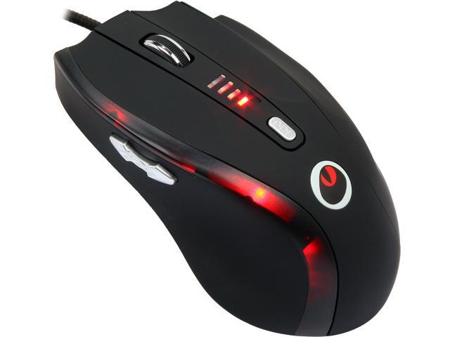 Corsair Raptor M4 CH-9000036-NA Black Wired Laser Gaming Mouse