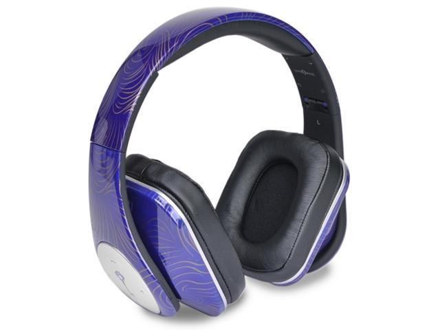 Life N Soul BN350-BUWV After Romeo Wireless Designer Headphones
