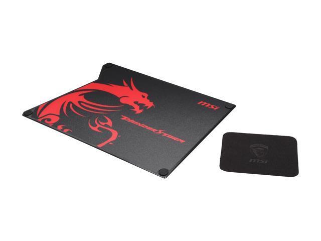 MSI ThunderStorm (GF9-V000001-EB9) Gaming Mouse Pad