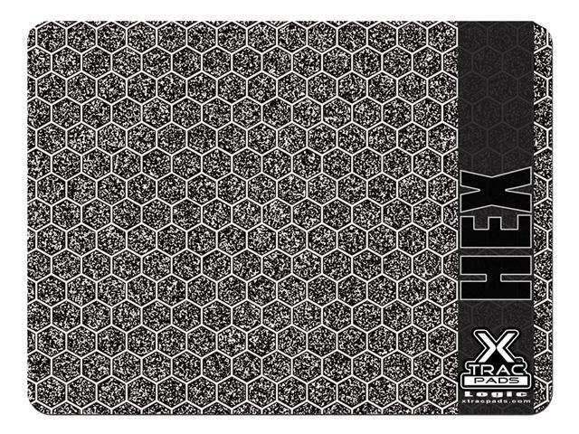 XTRAC PADS Logic Hex Mouse Pad