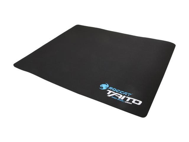 ROCCAT ROC-13-050 Taito Mid-Size 3mm - Shiny Black Gaming Mousepad