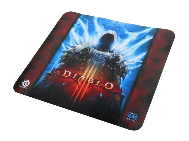 SteelSeries 67238 Qck Diablo III Tyrael Edition Mouse Pad